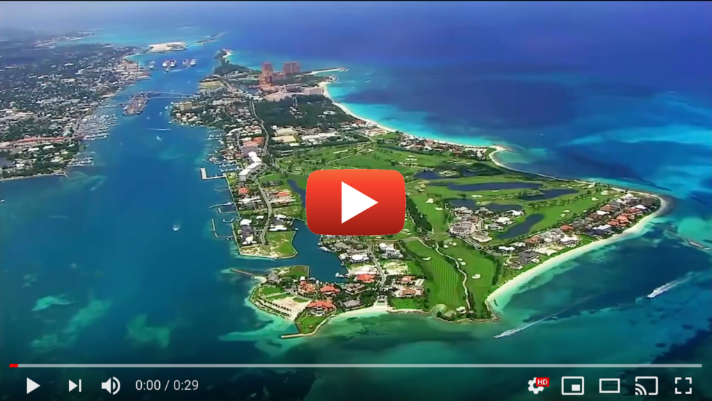Video Tour of Harborside Condos at Atlantis Bahamas