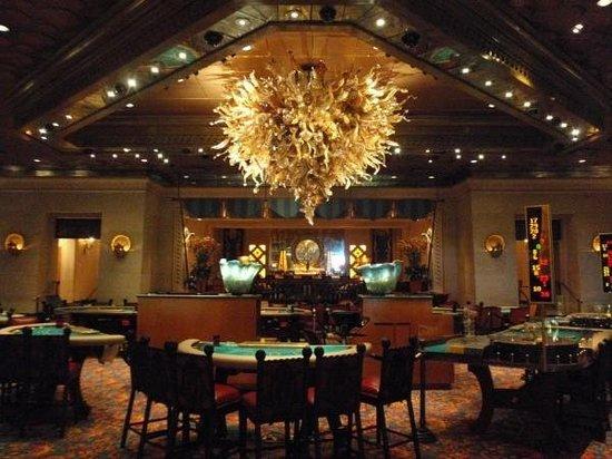 Atlantis Bahamas Casino Interior
